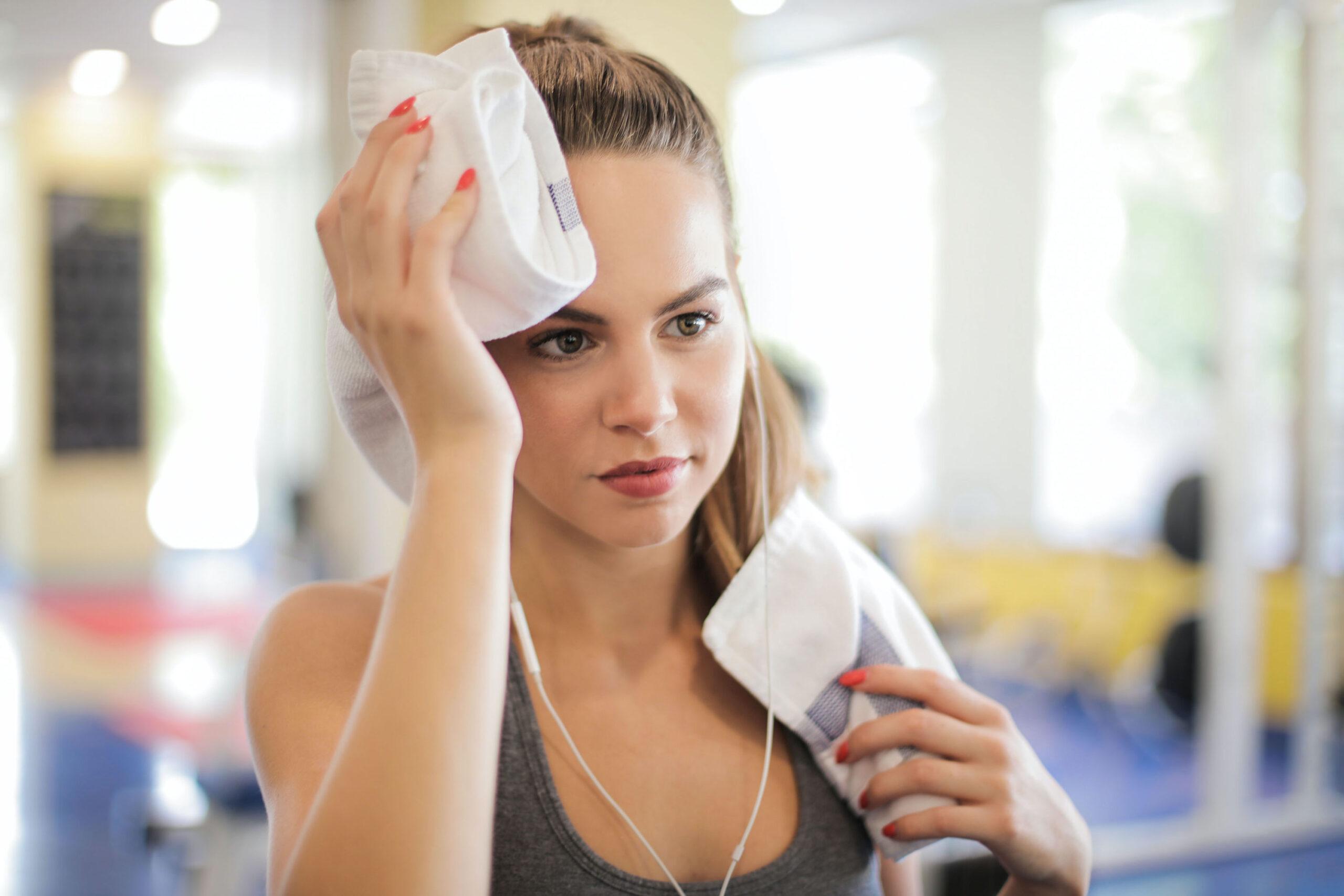 hiperhidroza - transpiratia excesiva